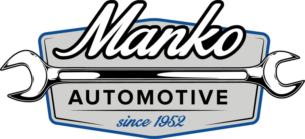 Manko Automotive Logo 1952